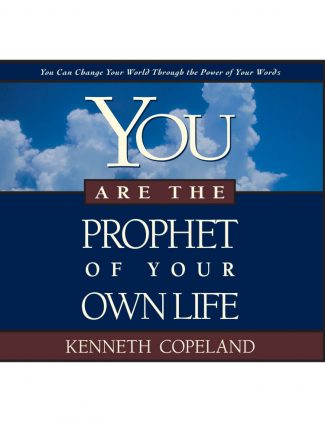 You AreThe Prophet-CD Insert.indd