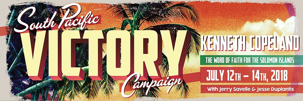 south pacific victory campaign