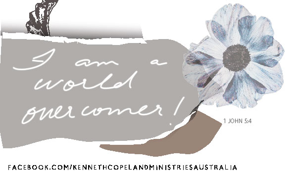 I am a world overcomer