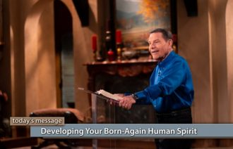 developing and training the born again human spirit