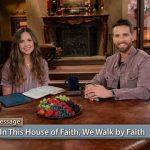 Raising a family in a house of faith