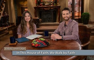 Raising a family in a house of faith