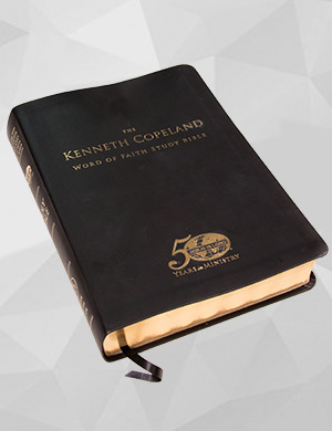 Kenneth Copeland Word of Faith Study Bible