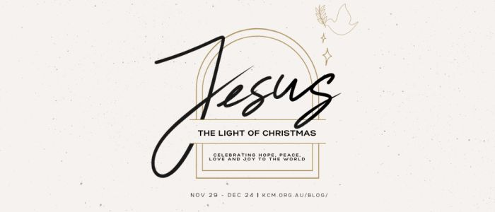 Jesus - The Light of Christmas