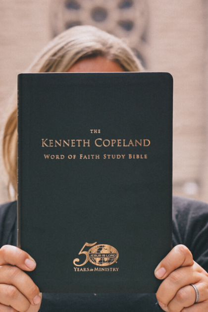 Kenneth Copeland Teaches How to Destroy Fear