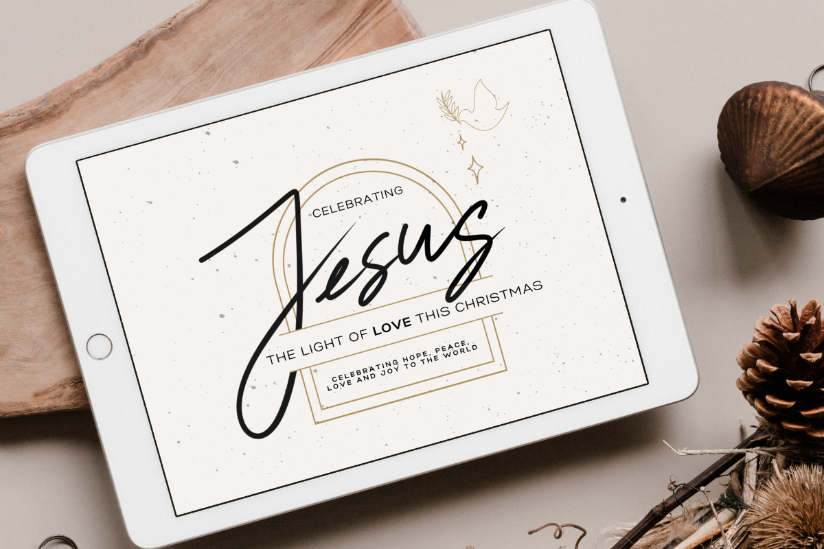Join us as we celebrate Jesus—the Light of Love this Christmas.
