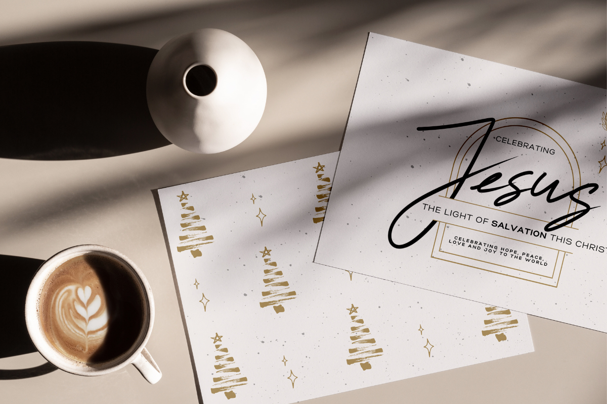 Join us as we celebrate Jesus—the Light of Salvation—this Christmas.