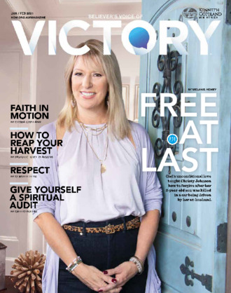 January-February 2021 Believer's Voice of Victory Magazine