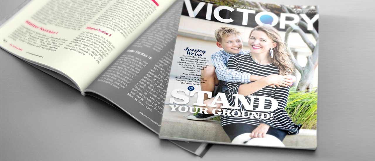 Believers Voice of Victory Magazine