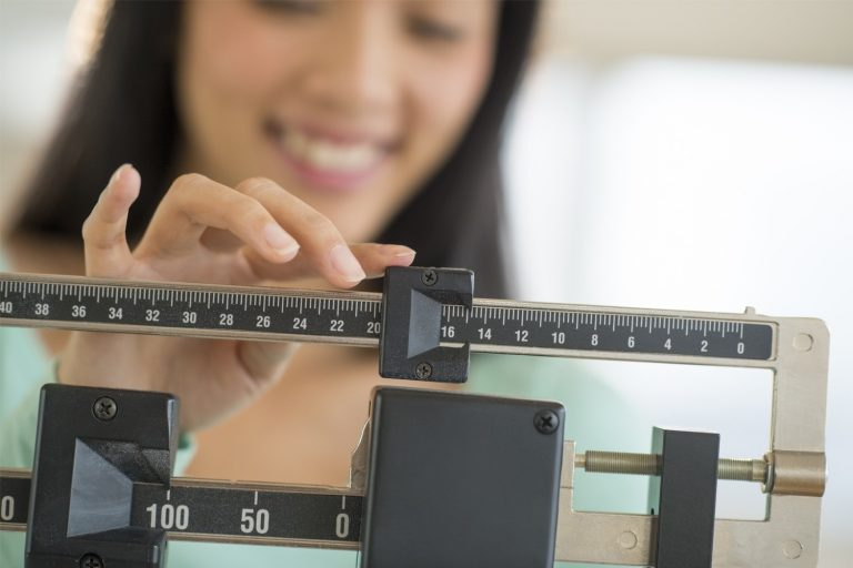 Stepping Into Supernatural Weight Loss
