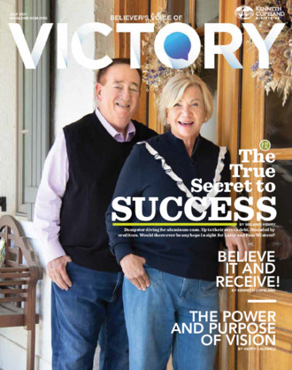Believer's Voice of Victory Magazine July 2021